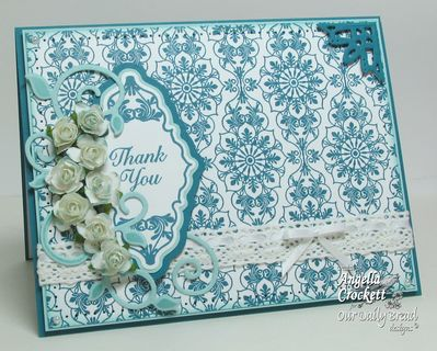 Stamps - Our Daily Bread Designs Ornate Borders Sentiments, Ornate Background, Ornate Borders and Flowers, ODBD Custom Ornate Borders and Flower Dies, ODBD Custom Fancy Foliage Dies