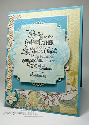 Stamps - Our Daily Bread Designs Scripture Collection 13, Mom